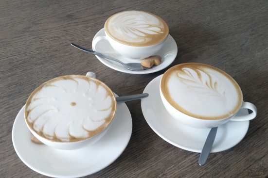 Great Cappucchinos